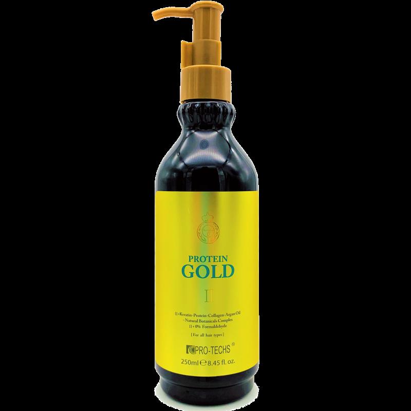 Кератинова терапия за коса Protein Gold 250 мл.