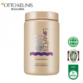 LOVEPLEX  Platinum Blonde Bleaching пудра за професионална употреба 500 гр.