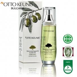 OTTO KEUNIS мароканово арганово масло ELEXIR за грижа за кожата 100 мл.
